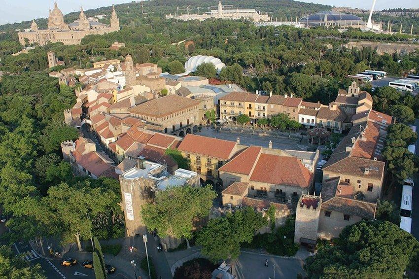 Этнографический парк-музей «Испанская деревня»