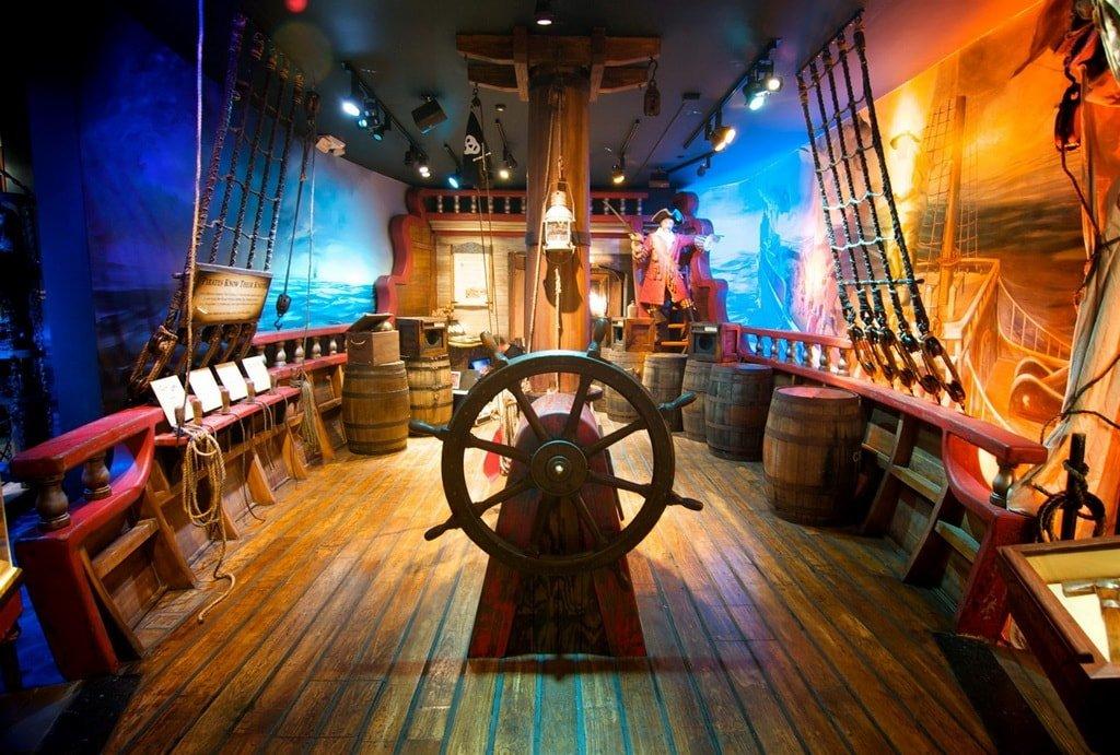 Музей «Пираты Черного моря»