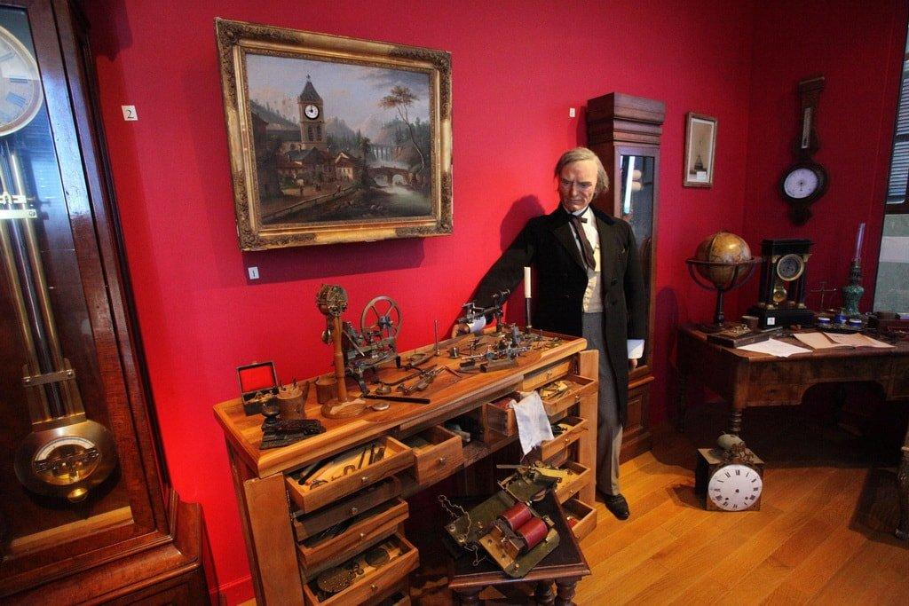Музей магии Жрожа Пруста