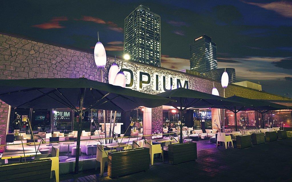 Ночной клуб Opium Mar
