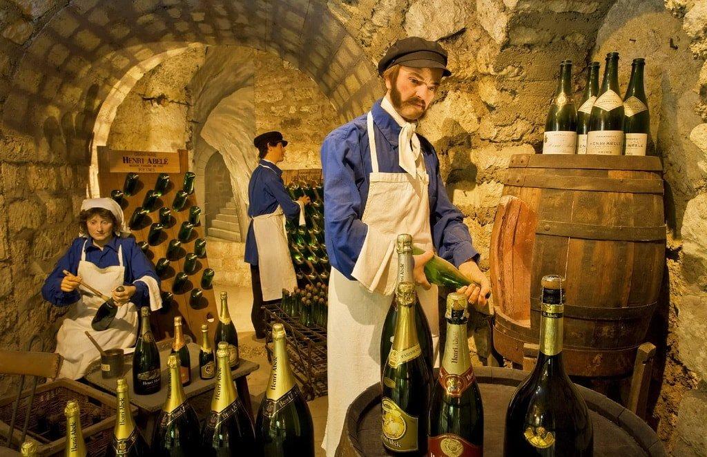 Парижский музей вина