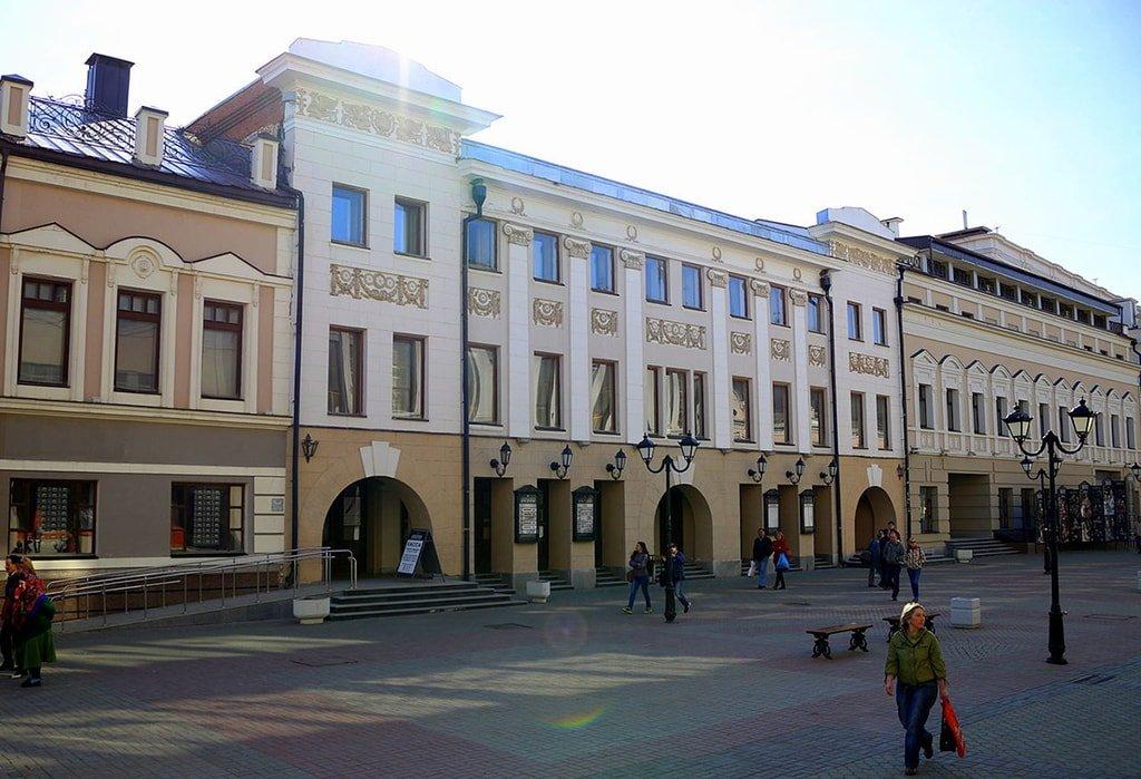 Казанский академический театр им. Качалова