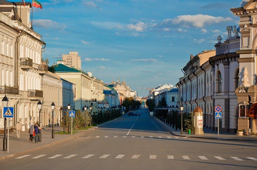Улица Кремлевская