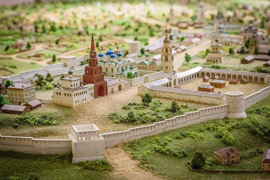 Выставочный комплекс «Городская панорама»