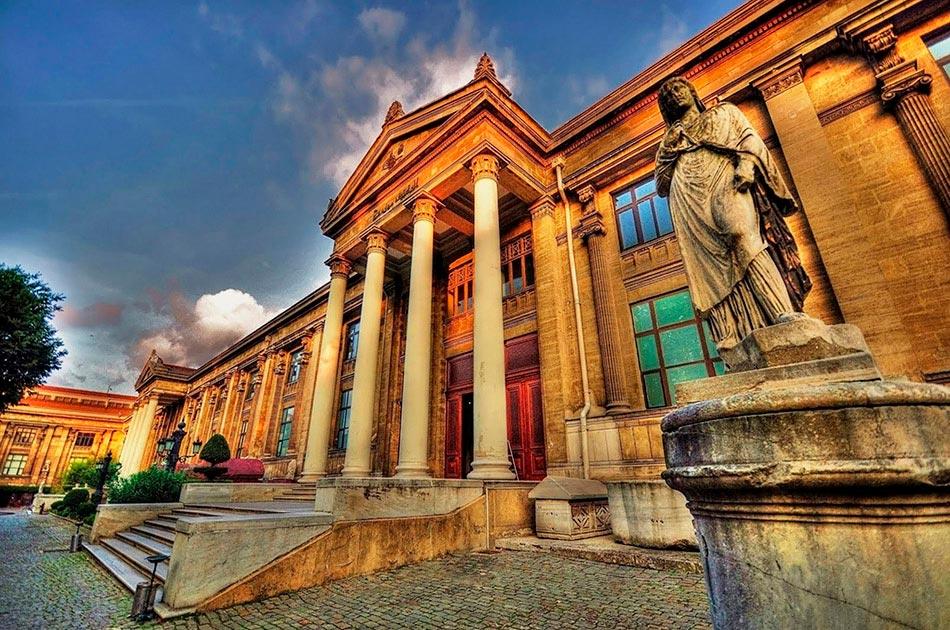Археологический-музей