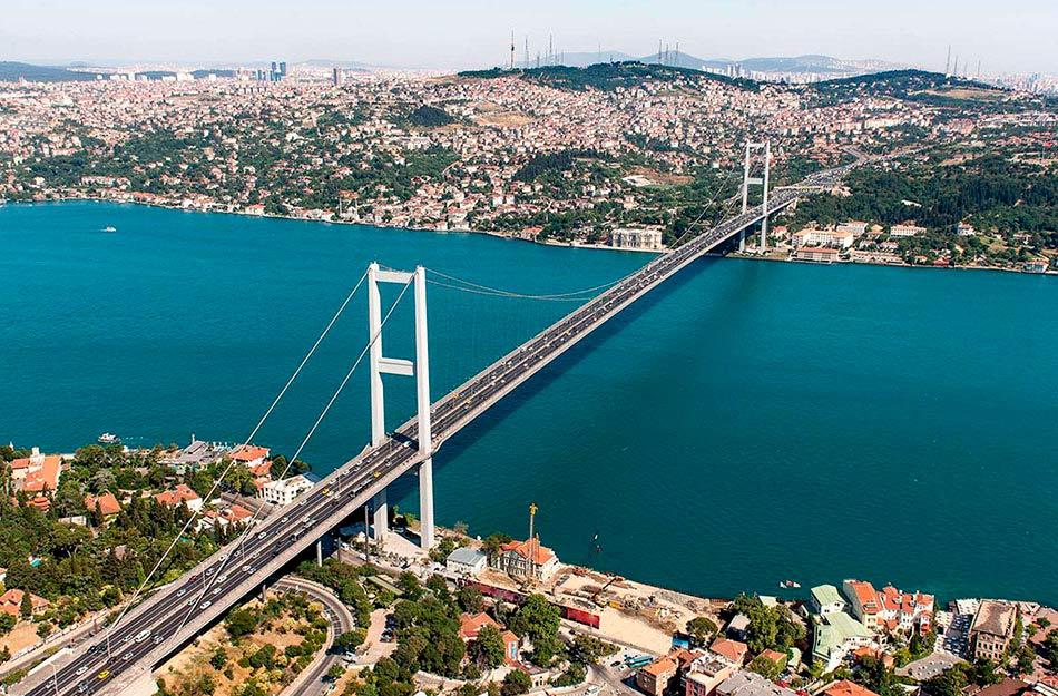 Босфорский-мост