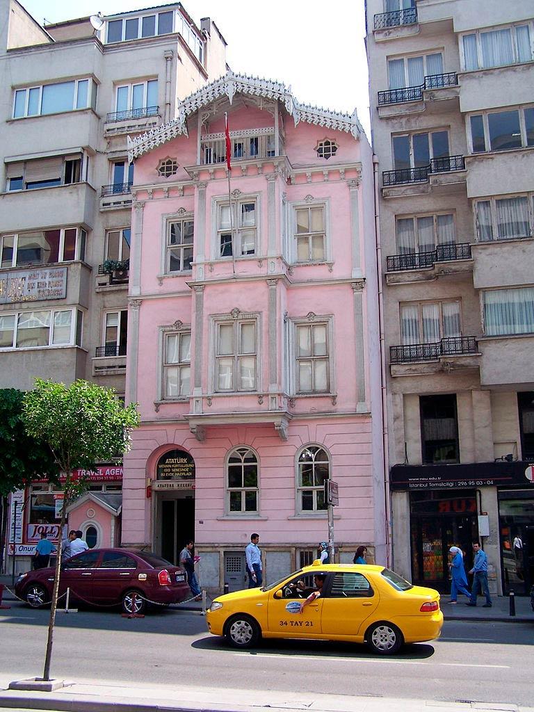 Дом-музей-Ататюрка-в-Стамбуле
