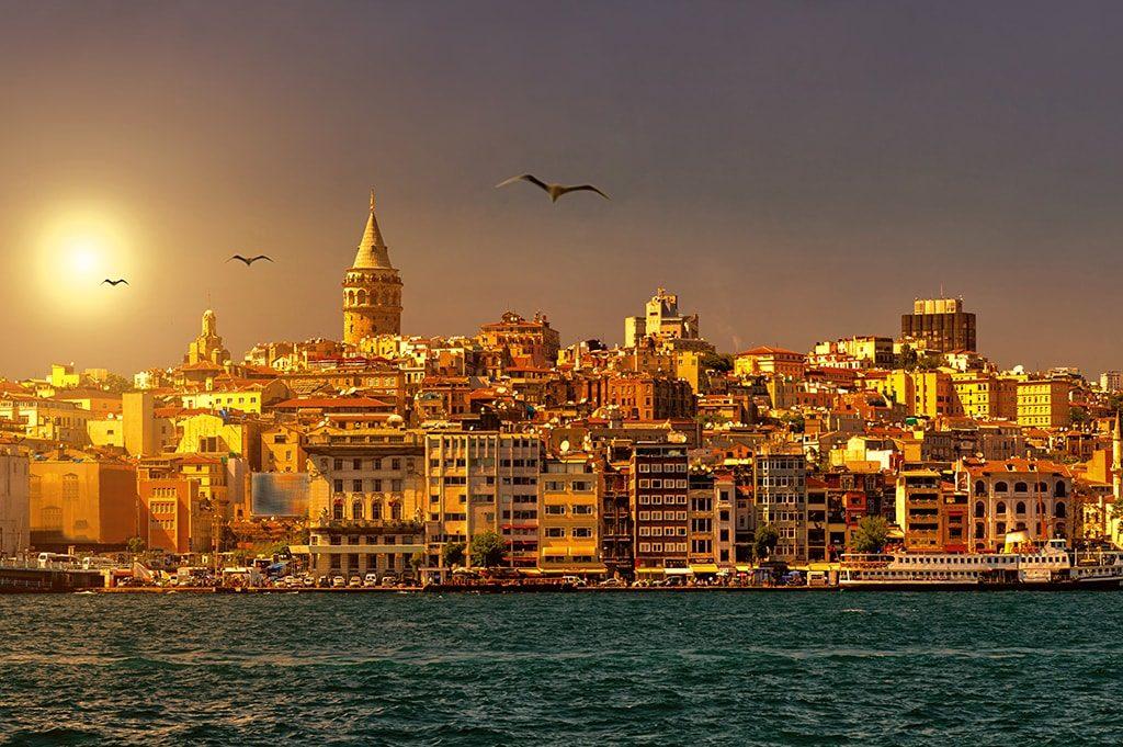 Достопримечательности Стамбула - ТОП 40