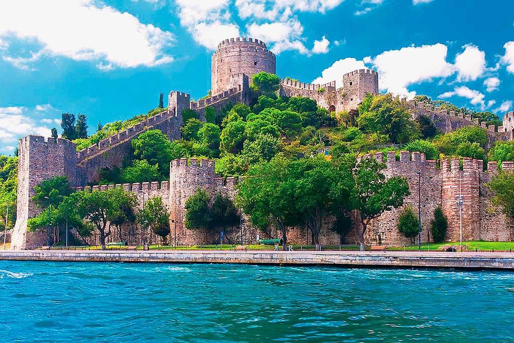 Крепость-Румелихисар