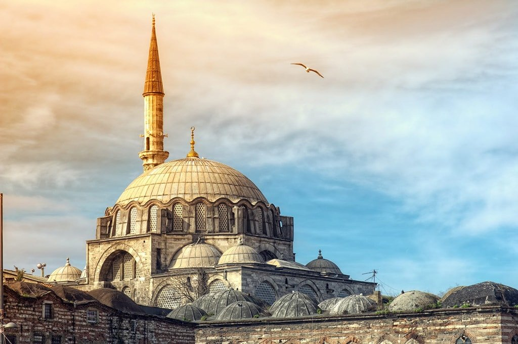 Мечеть Рустама-паши
