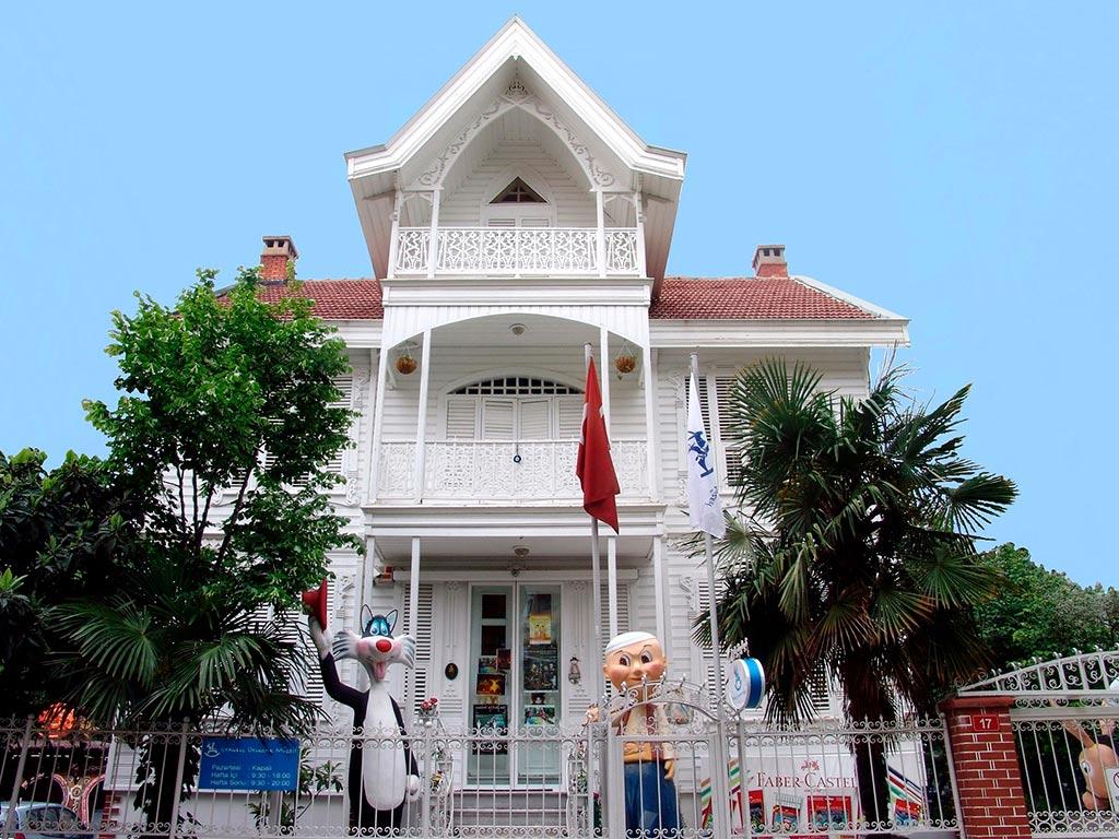 Музей-игрушек