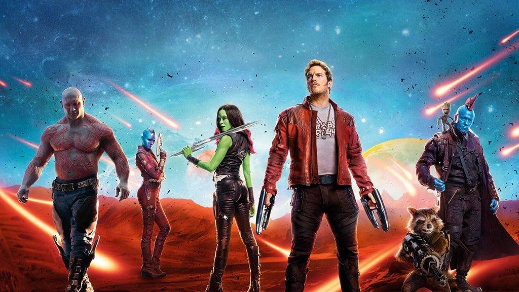 Стражи Галактики: Часть 2
