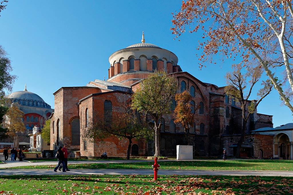 Церковь-Святой-Ирины