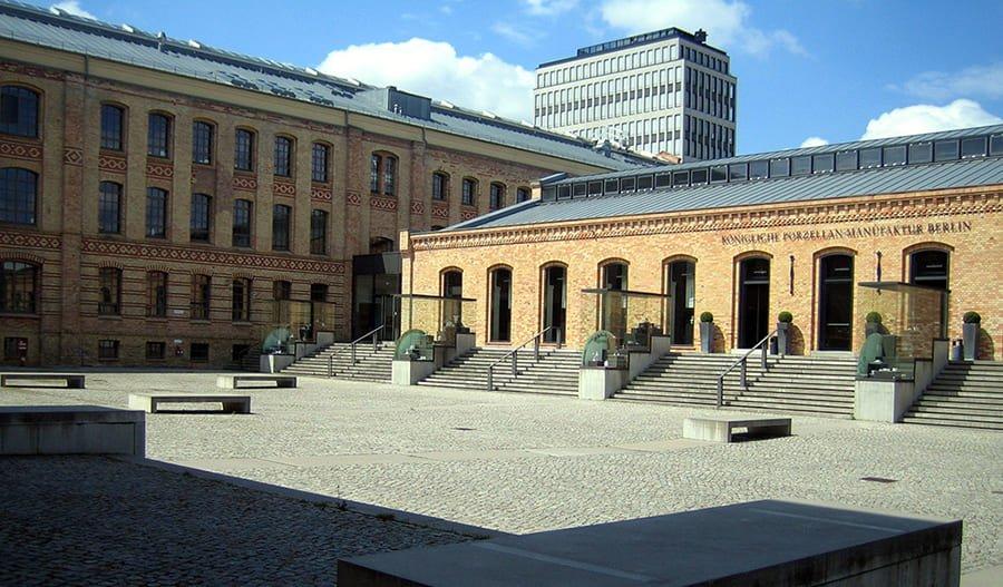 Берлинский Королевский фарфоровый завод