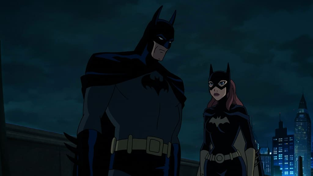 Бэтмен Убийственная шутка