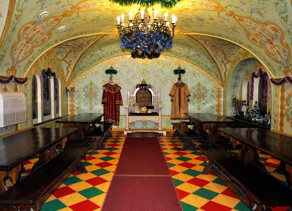 Дегустационный зал Суздальская медовуха