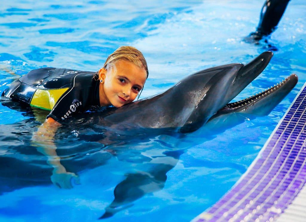 Дельфинарий Москвариум