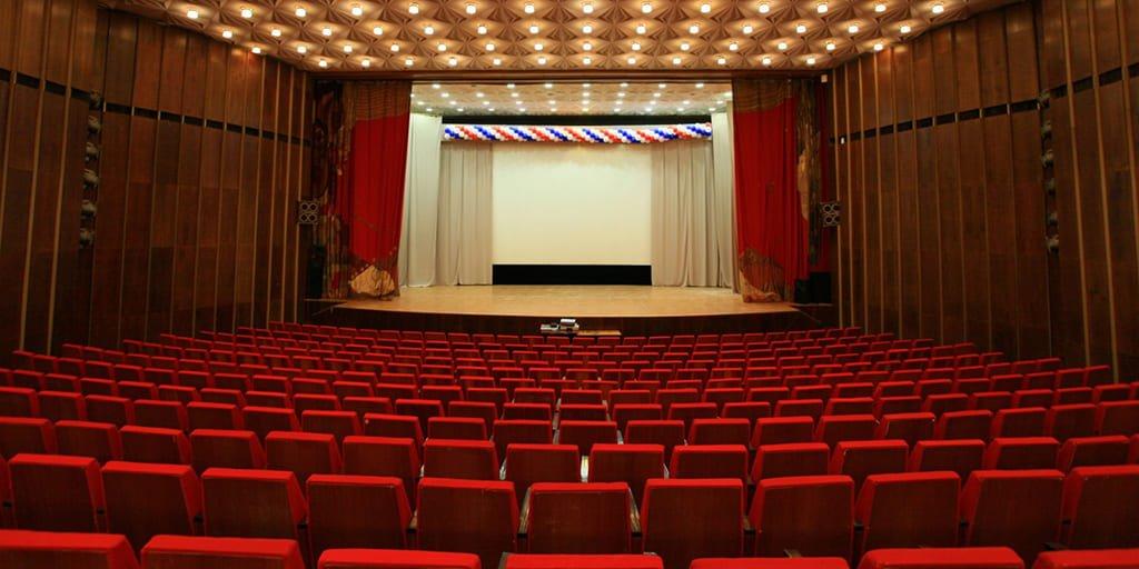 Киноконцертный зал ГТК Суздаль
