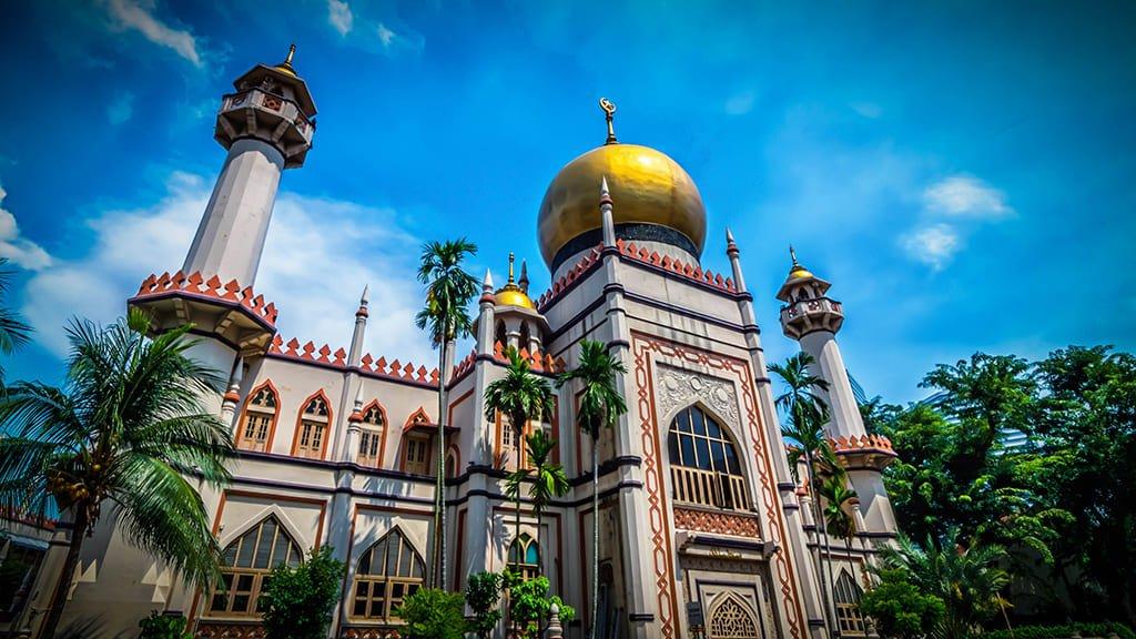 Мечеть Султана Хуссейна