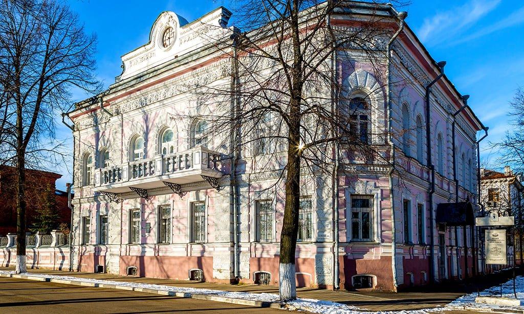 Музей истории города ярославль