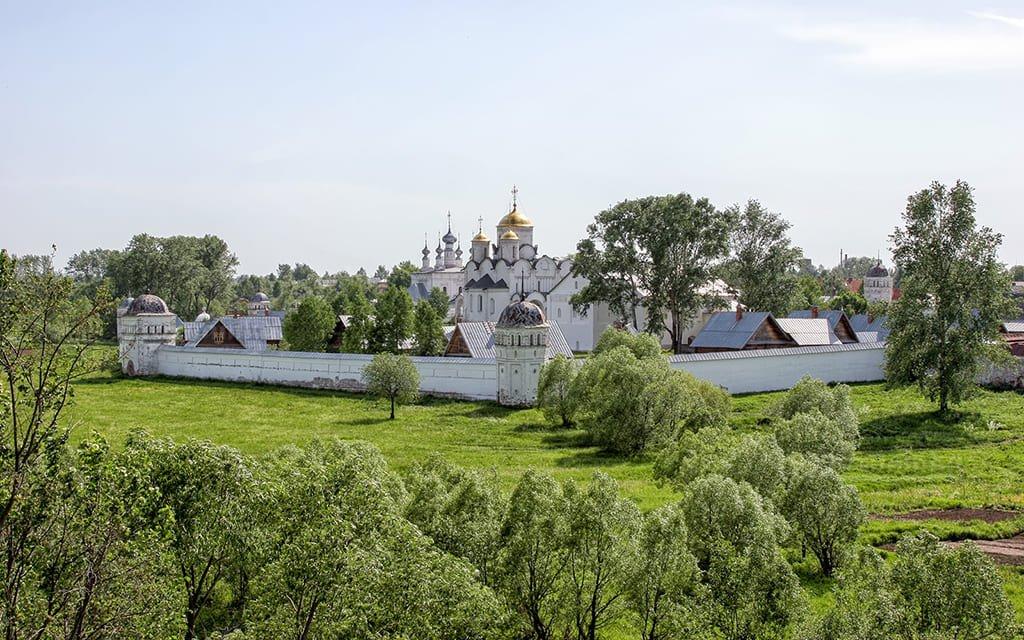 Парк 950-летия города Суздаль