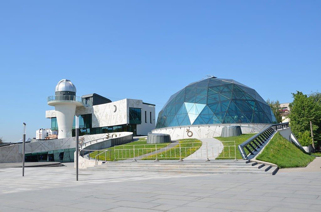 Планетарий в Ярославле