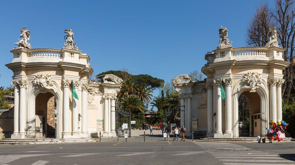 Римский зоопарк