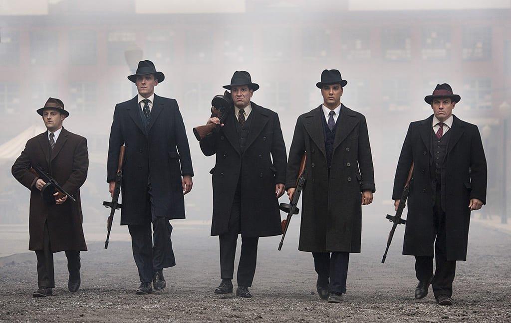 Рождение мафии Нью-Йорк