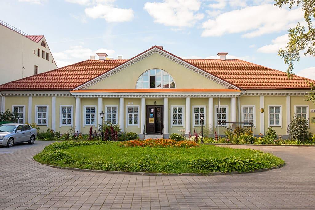 Дом Ваньковичей