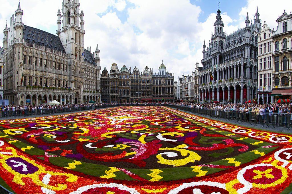 Достопримечательности Бельгии - ТОП 30