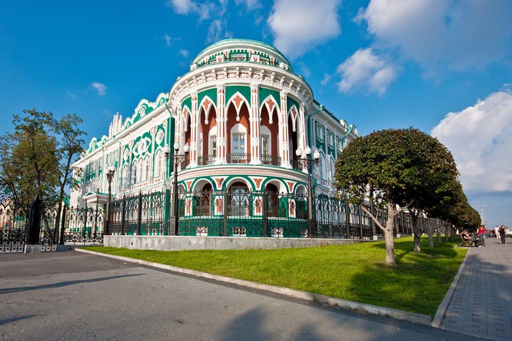 Достопримечательности Екатеринбурга - ТОП 30