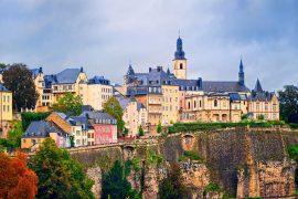 Достопримечательности Люксембурга - ТОП 30