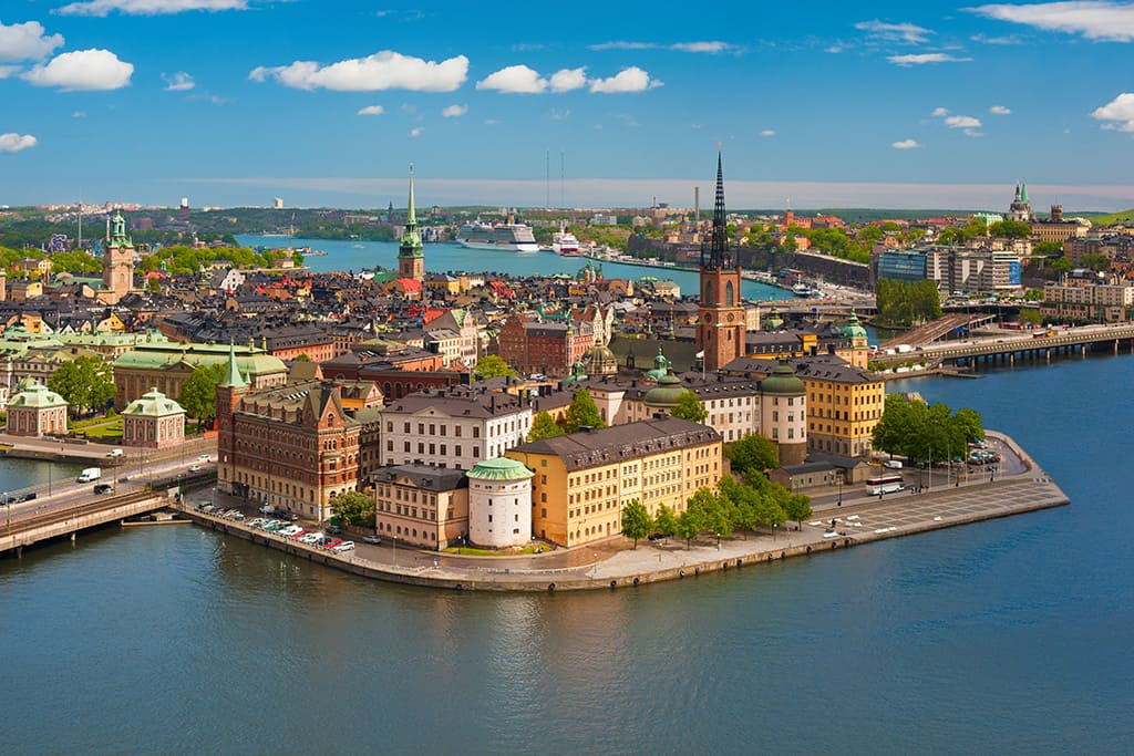 Достопримечательности Швеции - ТОП 30