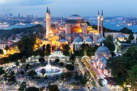 Достопримечательности Турции - ТОП 30