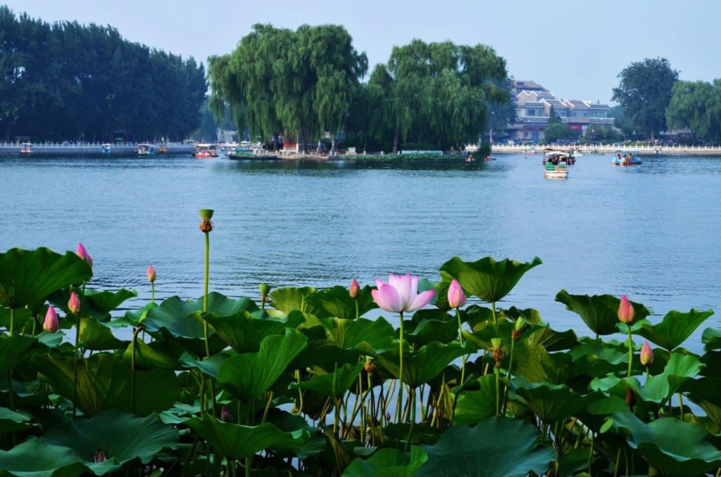 Озеро Хоухай