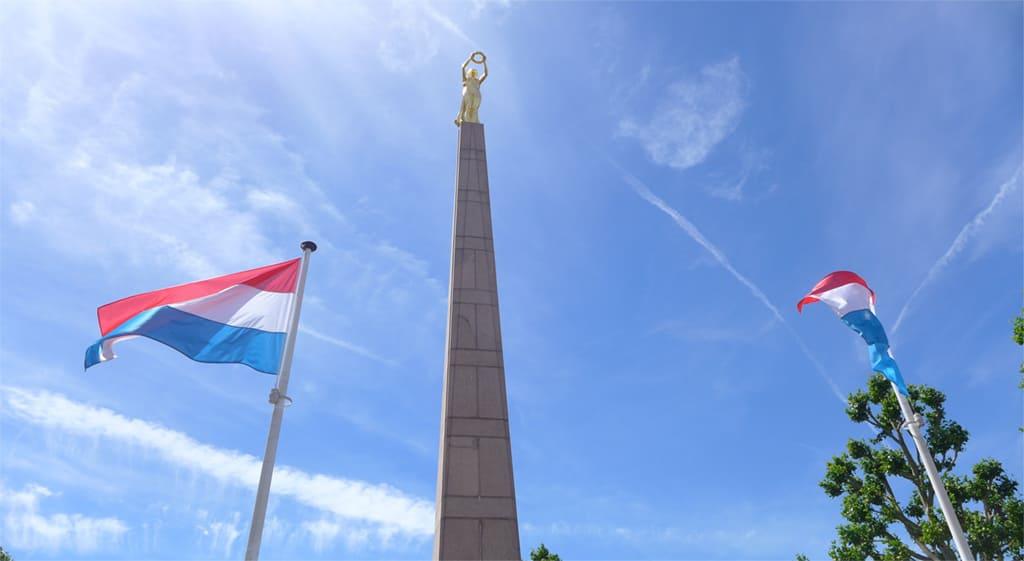 Памятник «Золотая Фрау»