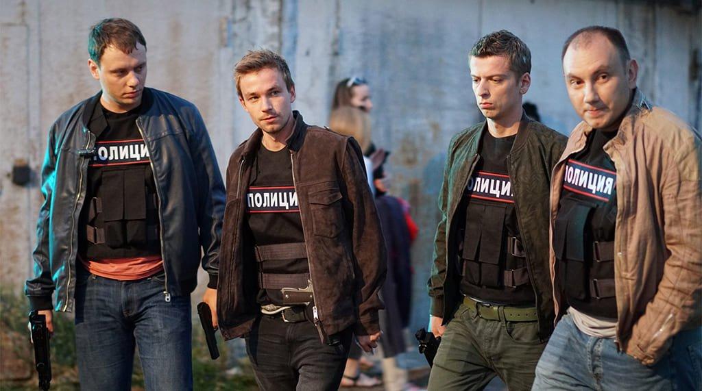 Полицейский с Рублевки в Бескудниково