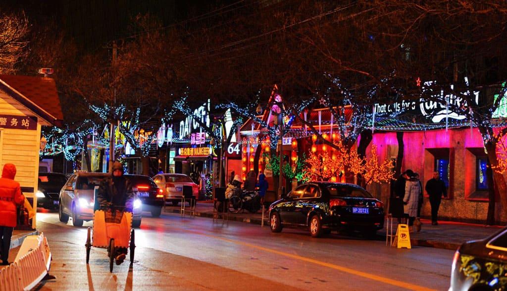 Улица Хэньшань