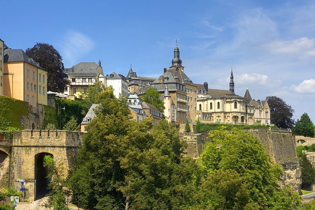 Верхний город (Люксембург)