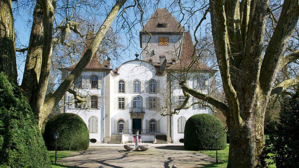 Замок-музей Егенсдорф