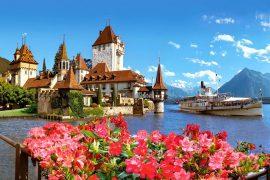 Достопримечательности Швейцарии - ТОП 40