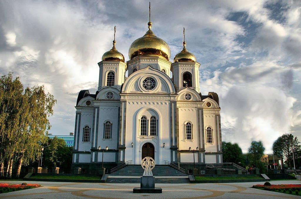 Александро-Невский соборАлександро-Невский собор