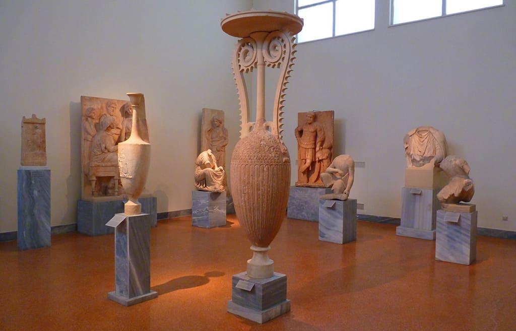 Археологический музей в Афинах