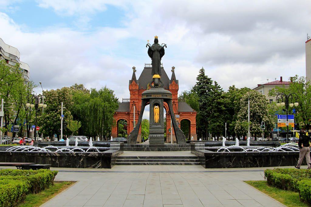 Достопримечательности Краснодара - ТОП 30