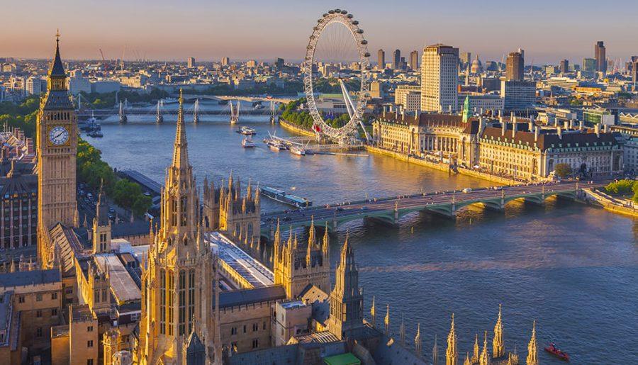 Достопримечательности Великобритании – ТОП 40