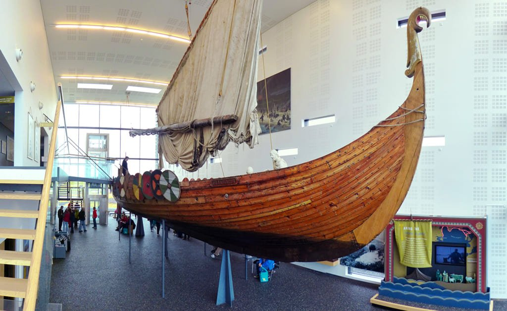 Морской музей Викин
