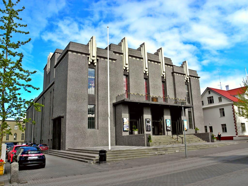 Национальный театр Исландии