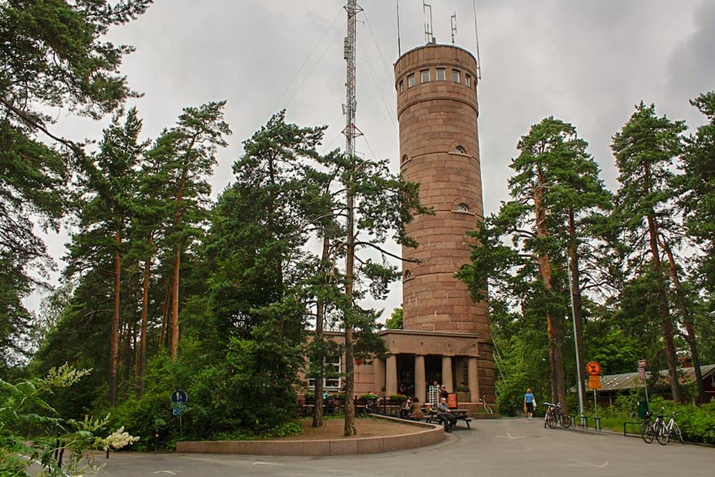 Обсерватория в Пююникке
