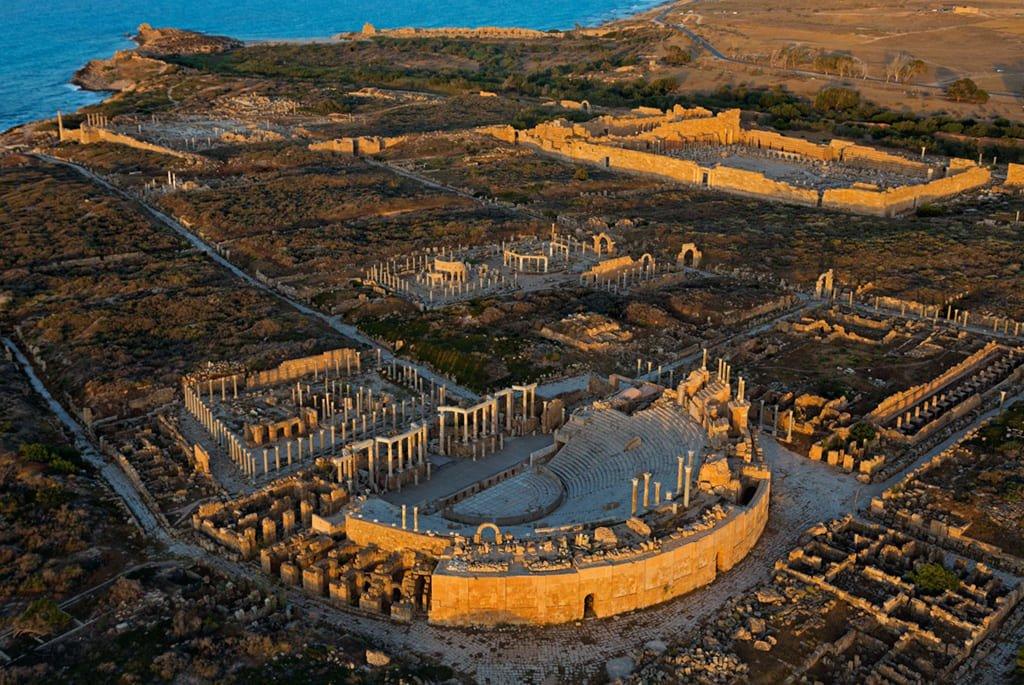 Римский театр в Карфагене