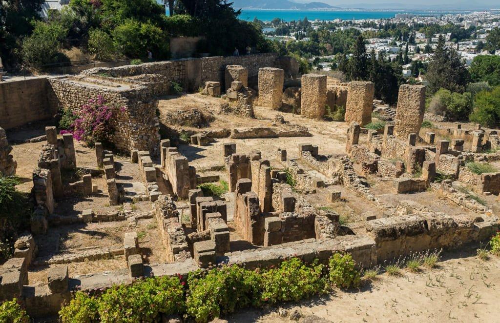 Руины крепости Бирса